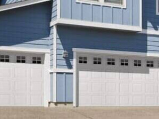 Traditional Garage Door Styles