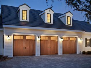 Carriage House Door Styles